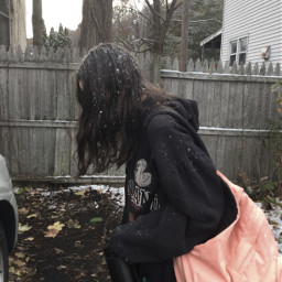 snowy gloomy paige pcgloomyweather gloomyweather