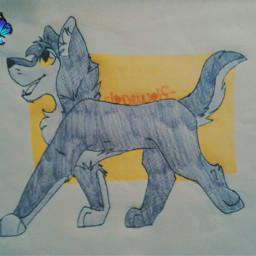 freetoedit myart arttrade wolfart wolfpup