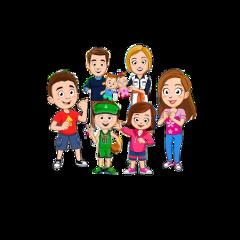 mytown family freetoedit
