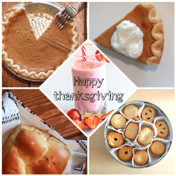 freetoedit happythanksgiving thanksgivingdinner meal yummy autumnmoodboard