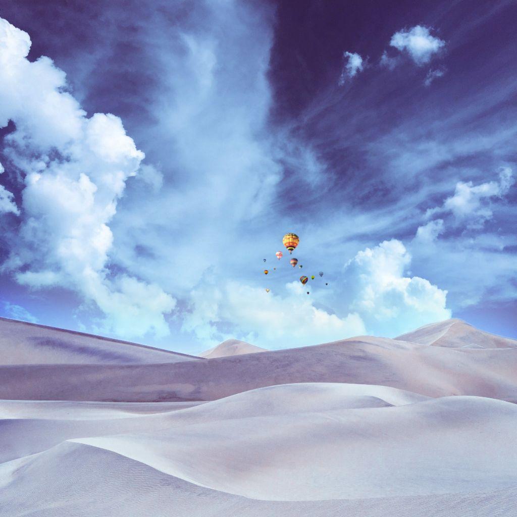 #freetoedit #background #clouds #cloud #sky #nature #remix #desert #creative #visual #surreal #airballoon @freetoedit @picsart
