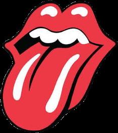 rock grunge classicrock rollingstones red freetoedit