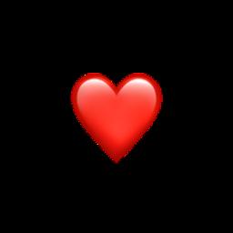 emoji heart polamd emojiiphone freetoedit