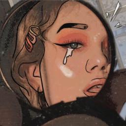 picsart edit art interesting comic freetoedit