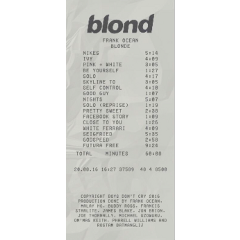 frankocean blond freetoedit