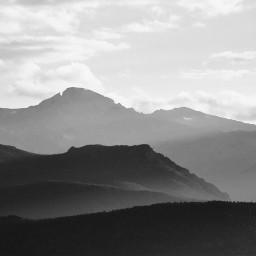gloomy mountains colorado pretty rockymountains gloomyweather