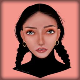 freetoedit digitalpainting digitalart girl
