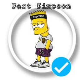freetoedit bartsimpson verified