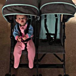 aileen double stroller fun cute