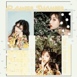 hyuna flower flowershower kpop kpopsong