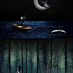 freetoedit doubleexposure myedit surreal art