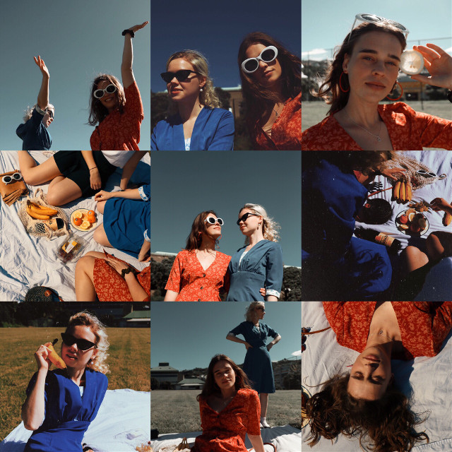 The photoshoot, commeny your favourite! #photography #photo #photoshoot #art #friends #picnic #summer #vacation #freetoedit #remix #edit #remixthis #wow #indonesia #vintage #aesthetic