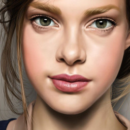 freetoedit jinsung jinsunglim70 digitalpainting portraits