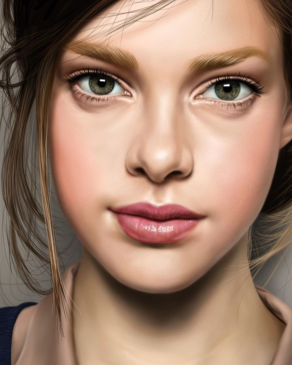 #jinsung #jinsunglim70 #digitalpainting #portraits #portrait #digitalart #painting #drawing #pain #illustration #illustrator #sketch #model #girl #beautiful #woman #procreate  #freetoedit #face #wallpapers