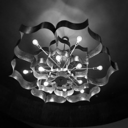 pcblackandwhite interiorlighting detail