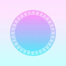 freetoedit pinkblue background pink blue