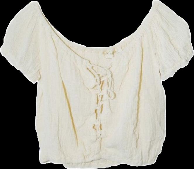 #boho #hippie #vintage #white #blouse #70s #fashion #moodboard #png #freetoedit