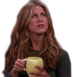 sticker rachel friends rachelgreen freetoedit