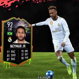 fifa neymar realmadrid transfer y.y_design freetoedit