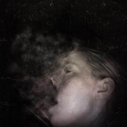 dust antiselfie selfportrait