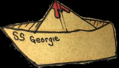 it georgie ssgeorgie reddie boat freetoedit