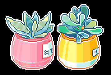 pixel pixelart png plant plants freetoedit