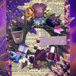 purplefall autumncolors autumnfashion hellofall wreath ccautumnmoodboard autumnmoodboard moodboard autumn collage