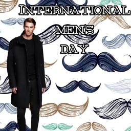 diainternacionaldelhombre internationalmensday man mydesign