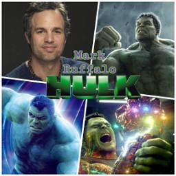 markruffalo hulk marvel marvelstudios avengers freetoedit