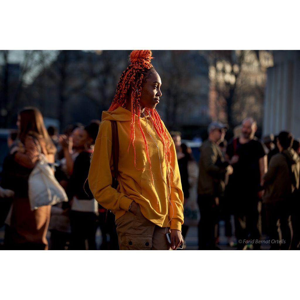 Millenial 2.0 fashionista wayting at Palais de Tokyo around Rick Owens show ,during #parisfashionweek #streetsnap #pfw #fashion #models  #interesting  #instagood #parislove #streetphotography #inthemoment #allrightsreserved ©️@fboparis