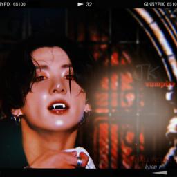 jungkook jeonjungkook bts bangtanseonyeondan vampire
