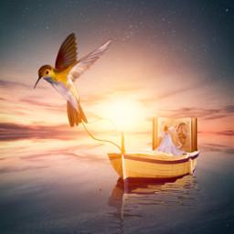 freetoedit escape journeyoflife surreality freedom