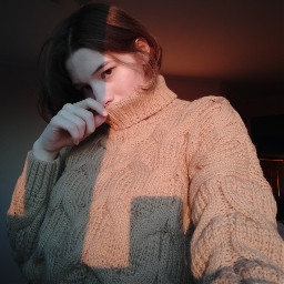 sweater warmcolor sun esthetic cutegirl