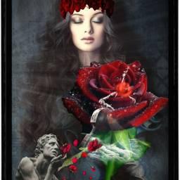 freetoedit roses serenity