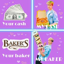 freetoedit cashbaker cash cashandmaverick lovely