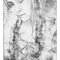 freetoedit girl beauty portrait romanticism