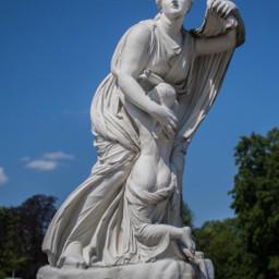 freetoedit greek mythology goddess statue