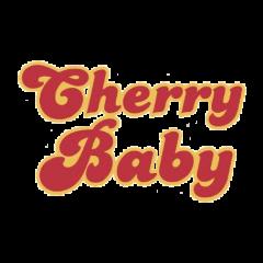 cherrybaby cherry baby retro aesthetic freetoedit