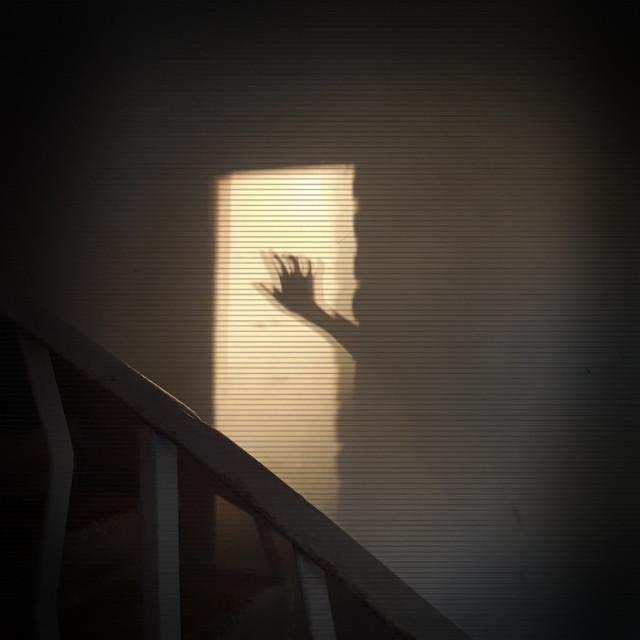 #тень #свет #рука