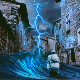 freetoedit vipaziz blue lightning alley