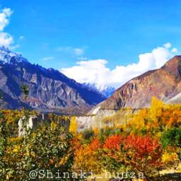hunza pakistan coloursofnature nature beautyofnature freetoedit
