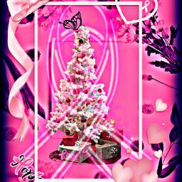 freetoedit pink ribbon pinkribbon vignetteeffect ircflatlay flatlay