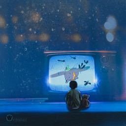 freetoedit tv retro fantasy fantasyart