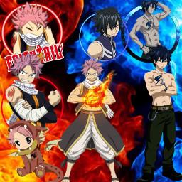 fairytail anime animeedit animeboy animeboyedit freetoedit