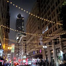 dtla la night nightphotography lights