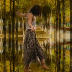 freetoedit myedit woods path fantasy