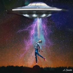 freetoedit remixed fantasy universe ufo