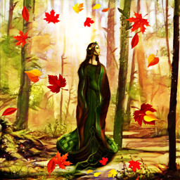 freetoedit fantasyart fantasy makebelieve imagination srcautumnframe autumnframe