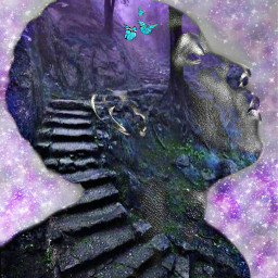 freetoedit remixedwithpicsart artisticportrait dreamy autumn
