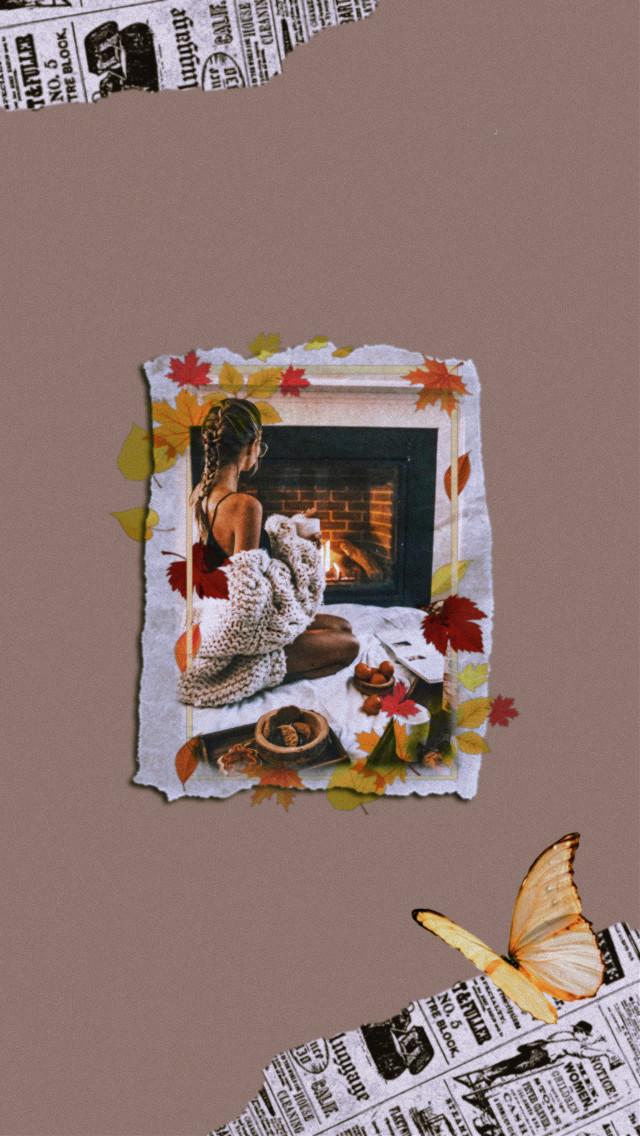 autumn 🍁 #freetoedit #autumn #aesthetic
